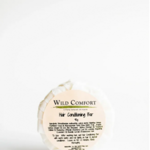 wild comfort conditioner bar jarful refillery
