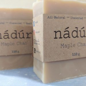 nadur bar soap jarful refillery